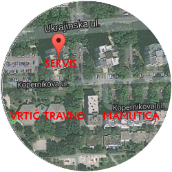 Mapa_Servis_Bicikla_Zagreb_Travno2